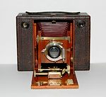 Kodak Eastman: Cartridge No.4 (1897) camera