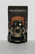 Kodak Eastman: Folding Pocket No.1 Mod C camera