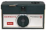 Kodak Eastman: Hawk-Eye Instamatic R4 camera
