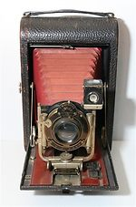Kodak Eastman: Folding Pocket No.4 Mod B camera