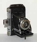 Kodak Eastman: Monitor Six-20 camera