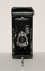 Kodak Eastman: Pocket Junior No.1A camera