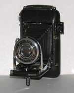 Kodak Eastman: Regent I camera