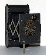 Kodak Eastman: Vest Pocket Autographic camera