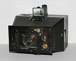 Mackenstein: Jumelle camera