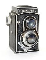 Meopta: Flexaret IVa camera