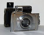 Plaubel: Makina II S camera