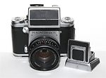 Zeiss Ikon VEB: Pentacon Six TL camera