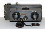 Richard Jules: Verascope No.1 camera