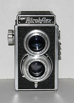 Riken: Super Ricohflex camera