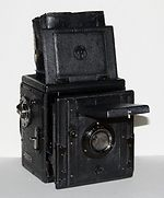 Thornton Pickard: Junior Special Ruby Reflex camera