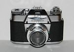 Voigtländer: Bessamatic CS camera