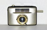 Zeiss Ikon VEB: Penti II (green/red/ivory) camera