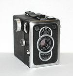 Zeiss Ikon: Box Tengor 56/2 camera