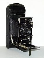 Zeiss Ikon: Icarette 500/2 camera
