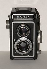 Zeiss Ikon: Ikoflex Ia (854/16) camera