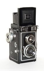 Zeiss Ikon: Ikoflex Ic (886/16) camera