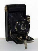 Zeiss Ikon: Ikonette 504/12 camera