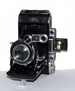 Zeiss Ikon: Super Ikonta (C) 531/2 camera