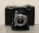 Zeiss Ikon: Super Ikonta II 532/16 camera