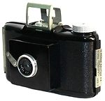 Kodak Eastman: Bantam f8 camera