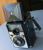 Wittnauer: Witnette Automatic Electric Eye camera