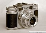 Braun Carl: Paxette camera
