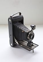 Kodak Eastman: Autographic Junior No.2C camera