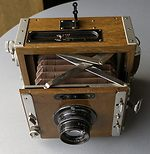 Zeiss Ikon: Nettel Tropen 871/3 (Tropical) camera
