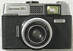 Ilford: Sportsman 300L camera