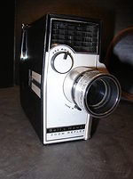 Bell & Howell: Autoload Zoom Reflex Model 315 camera