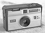 Kodak Eastman: Instamatic 50 camera