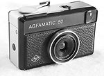 AGFA: Agfamatic 50 camera