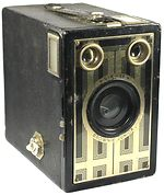 Kodak Eastman: Six-16 Brownie Junior (US) camera