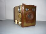 Kodak Eastman:  Six-20 Brownie Camera Model F camera