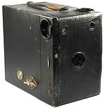 Kodak Eastman: Cartridge Premo No.2A camera