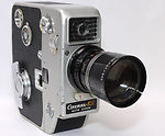 Uriu: Cinemax 85E camera