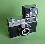 AGFA: Isomat Rapid (2nd version) camera