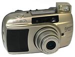 Minolta: Freedom Zoom Supreme EX camera
