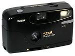 Kodak Eastman: Star Focus Free camera