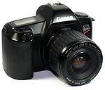 Canon: EOS 1000 (EOS Rebel) camera