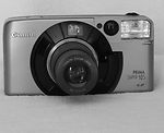 Canon: Sure Shot 105 Zoom (Prima Super 105 / Autoboy Luna 105) camera
