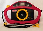 Fisher-Price: Fisher-Price 35mm (Red) camera
