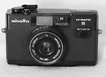 Minolta: Hi-matic S camera