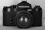 Miranda: Miranda RE-II camera