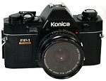 Konishiroku (Konica): Konica FP 1 (Program) camera