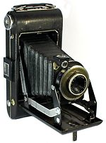 Kodak Eastman: Vigilant Six-16 camera