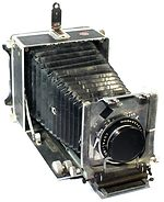 Linhof: Technika III camera