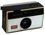 Kodak Eastman: Instamatic 124 camera