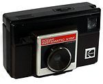 Kodak Eastman: Instamatic X-15F camera